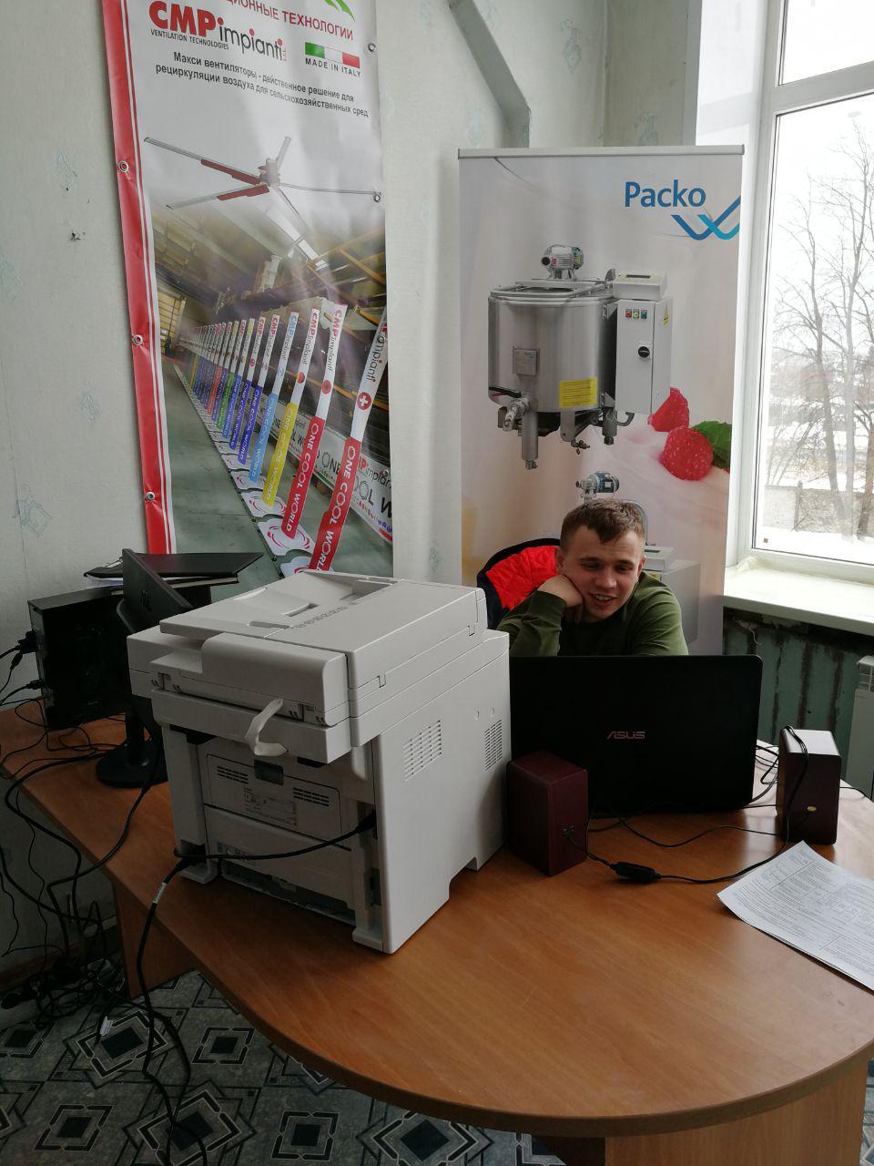 Представительство АМБ-ПРОЕКТ в поселке Глинищево